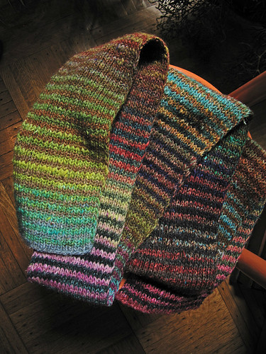 Hers Noro Scarf - alt