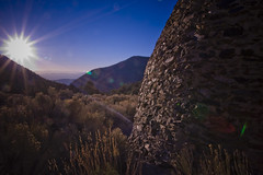 and i'm thinkin'... (twoeightnine) Tags: california park ca sunset 20d canon death nationalpark kilns canon20d national valley intrepid deathvalley kiln beehive 2009 beehives deathvalleynationalpark suntrek intrepidsuntrek iliveinavan