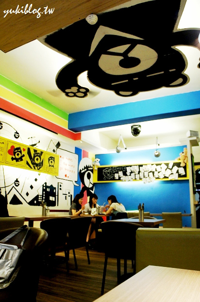 [台中 食]*K布朗 Brunch ‧早餐+午餐  (((有熊出末請小心)))   Yukis Life by yukiblog.tw