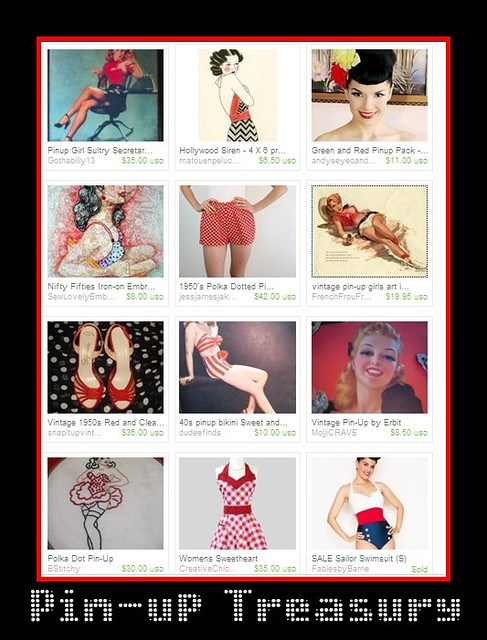 Passion for Pin-ups!