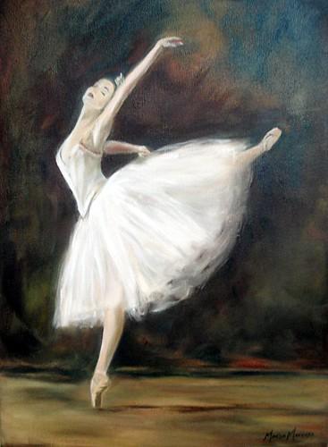 Ballerina - study