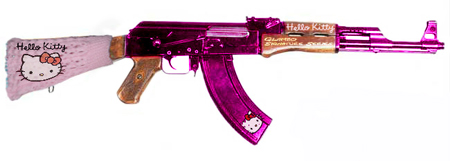 Hello Kitty AK-47