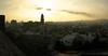 Malaga's sunset (el_mo) Tags: barcelona madrid city sunset people panorama españa sun valencia yellow town spain seville espana andalusia malaga almeria barcellona spagna siviglia