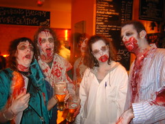 Bar zombies