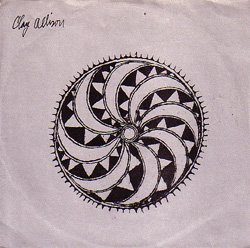 Clay_allison_-_Fell_from_the_sun_single_cover