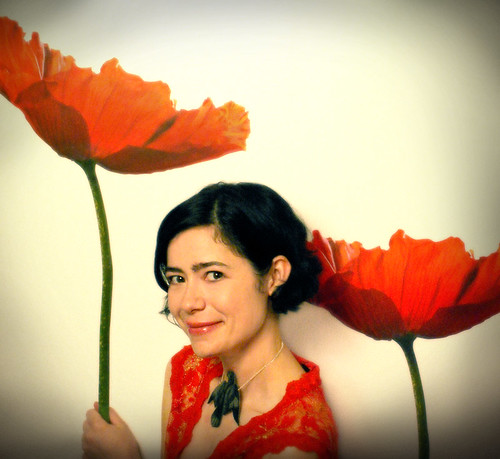 Poppies make me happy
