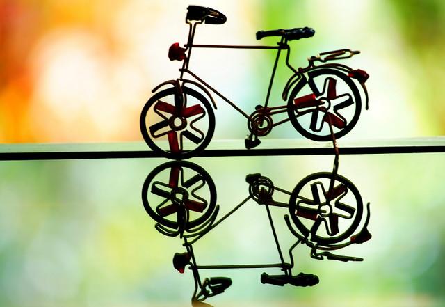 four wheeler....