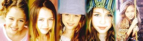 Miley Cyrus, Hannah Montana, Young Miley by Celeste_Savannah.