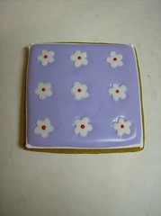 Forget me Nots (Pinks & Needles (used to be Gigi & Big Red)) Tags: cookies gingerbread icing decorated royalicing