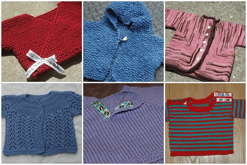 baby sweaters 2007