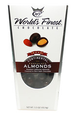 Worlds Finest Continental Chocolate Almonds Candy Blog