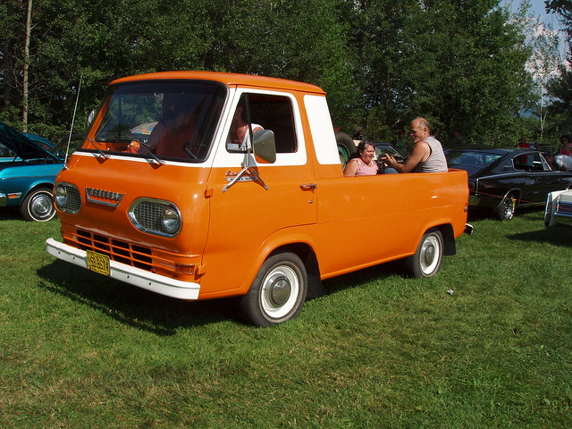 ford truck mercury pickup exposition camion fomoco econoline exhihit