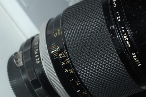 180mm f/2.8 P
