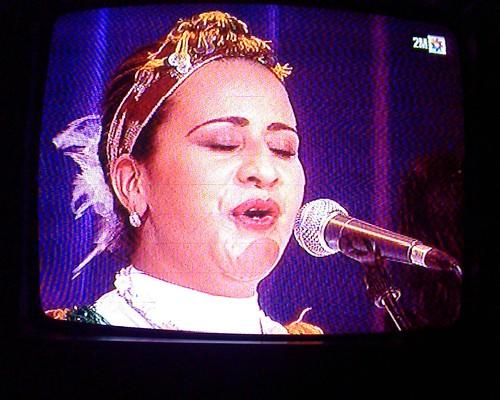 Chanteuse amazighe (moyen Atlas)