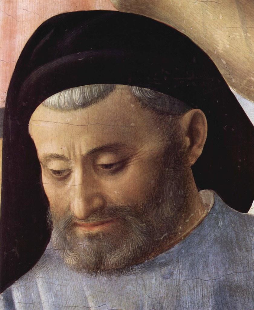 ANGELICO, Fra Kreuzabnahme (Detail), 1437-1440