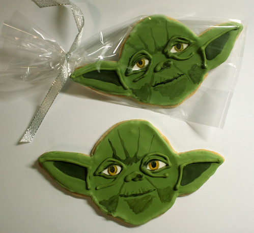 Yoda Cookie!