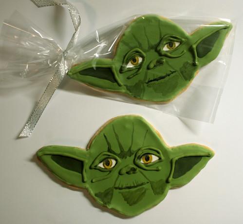 Yoda Cookie!
