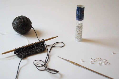 Beaded Cast Off Tutorial
