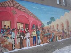 """""""International Bazaar Mural"""" by Alejandro Trujillo"""