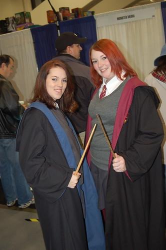 Wonder Con 2008: Students
