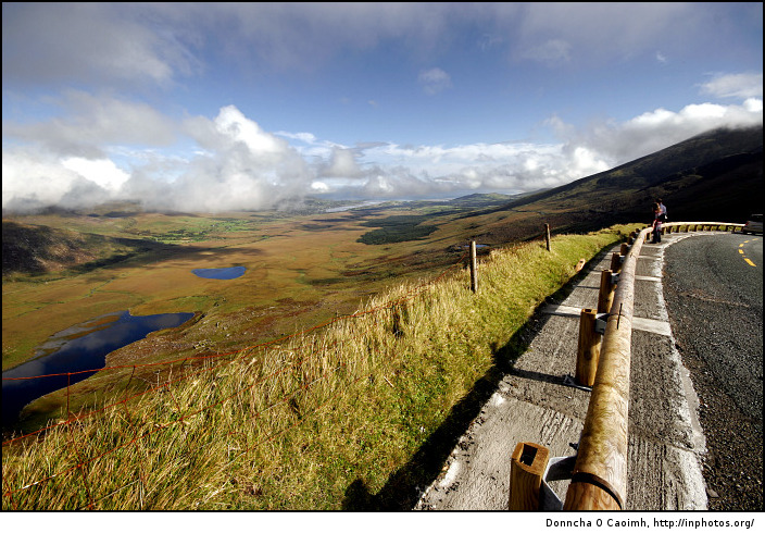Sunshine on the Conor Pass