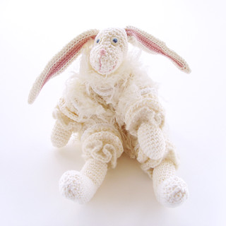 Ravelry Floppy Rabbit Pattern By Luise Roberts