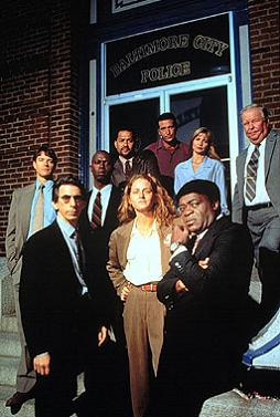 Homicide: Life On The Street cast photo