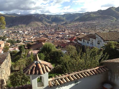 Panorama Hospedaje Inka