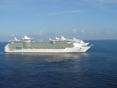 FREEDOM & VOYAGER OF THE SEAS (My Ports Of Call) Tags: carnival conquest caymans