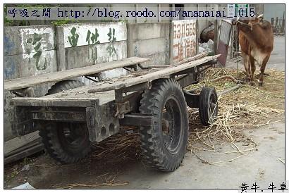 黃牛.牛車