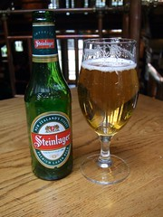 A New Zealand Steinie - Steinlager