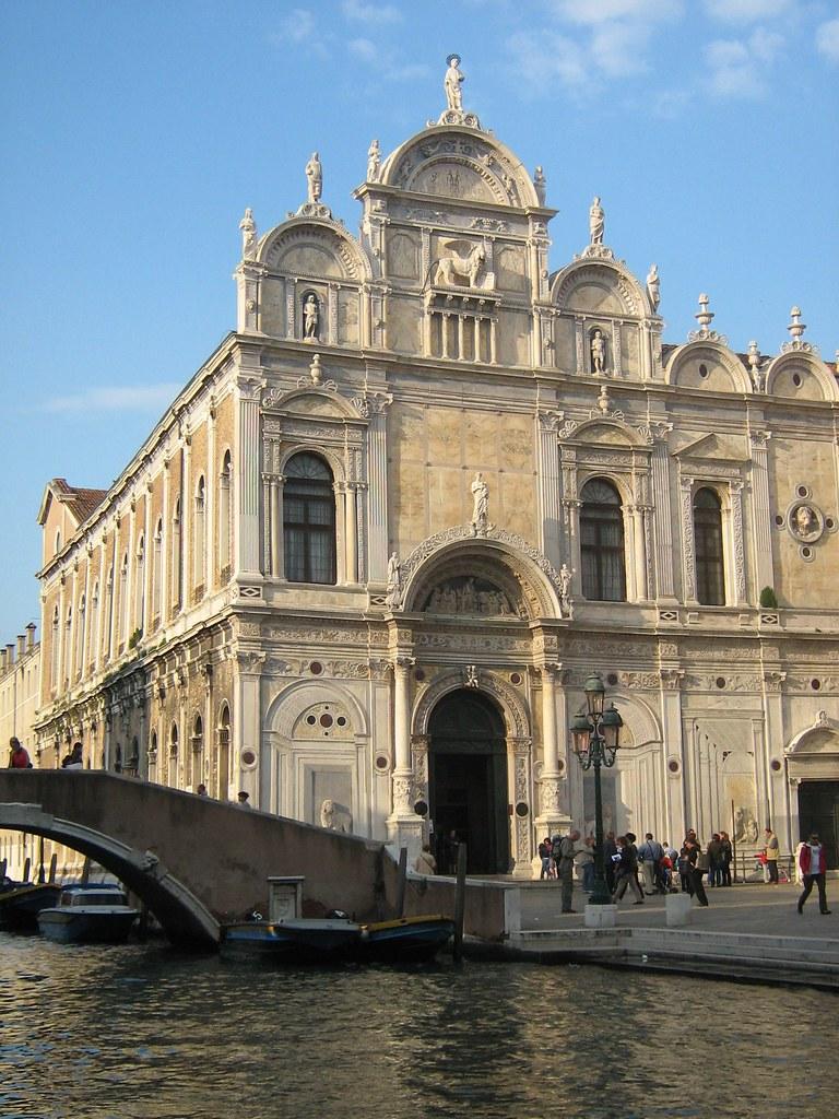 Pietro Lombardo and Mauro Codussi, Scuola di San Marco, 1495, Venice