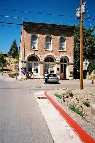 Eureka Sentinel Museum - Eureka Nevada