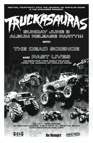Truckasauras_Poster