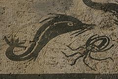 Itálica - Neptune mosaic (jenfoolery) Tags: italica