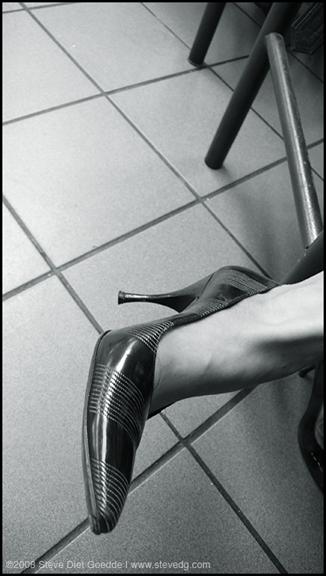 Rachel's Shoe