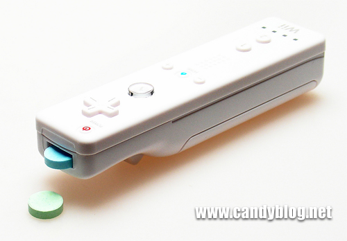 Wii Klik-on Candy Dispenser