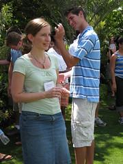 Jenn Enjoying the Gardens (ylakeland) Tags: 2 gardens frank collection lloyd week wright hollis fsc slp