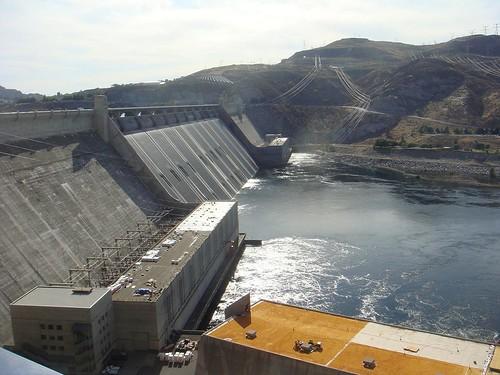 Grand Coulee Dam Visit