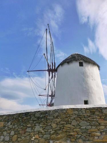 Windmills of Mykonos