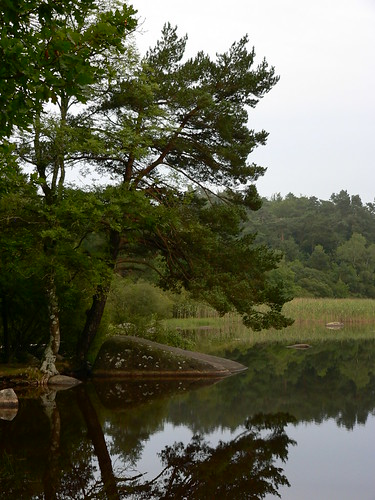 Sidobre - Lac du Merle