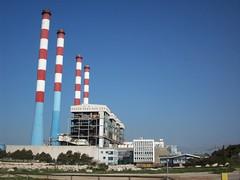 Central heat (Th.Bt Photography) Tags: usine centrale chemines hauteur thermique batment