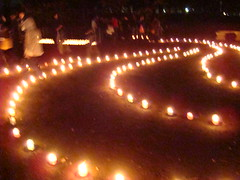 DSC05497 (sofpast) Tags: night foods candle gamble bonenkai shonandai vietkeio