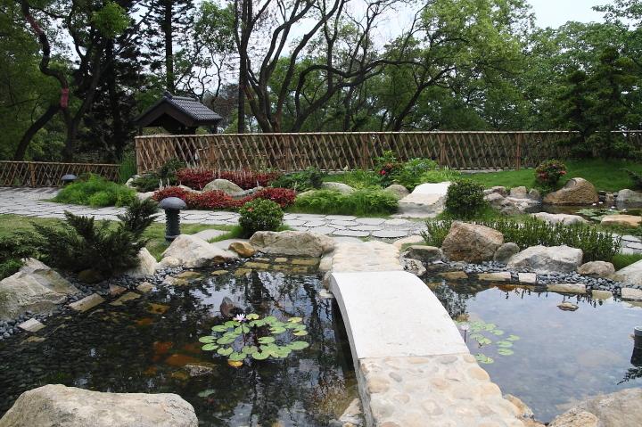 淡水和平公園、一滴水紀念館0015