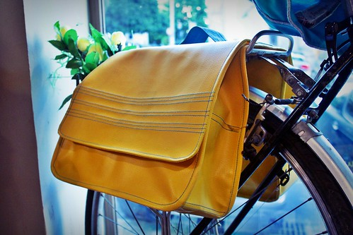 Le Libelle - Alforja grande para bici