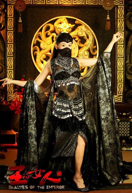 Joe-Chen-Qiao-En-costume-modeling-photos-for-Beauties-Of-The-Emperor-3