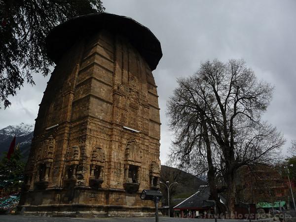 Bharmour Chaurasi Temples