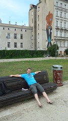 Chillen in Wroclaw