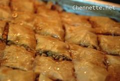 Eid ul Fitr menu - Baklava