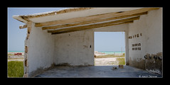 Double Doors (skinr) Tags: ocean beach gulfofmexico mexico ruins paradise clean abandonedhouse villa tropicalisland cozumel beachfront beams dilapidated yucatanpeninsula quintanaroo holbox islaholbox holboxisland skinr wwwjskinnerphotocom